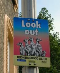 meerkat-sign