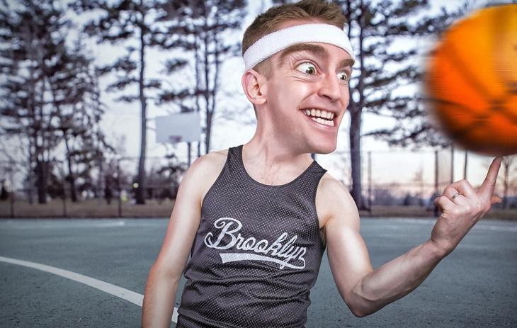 crazy basketball skillz