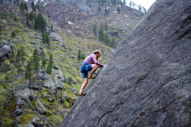 moutain climber